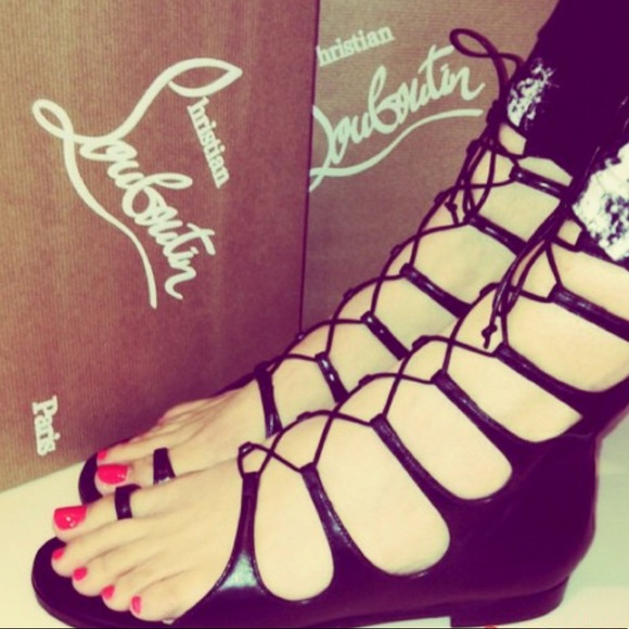 2a389853cc5b Christian Louboutin Shoes - Authentic CL Sparty Flat